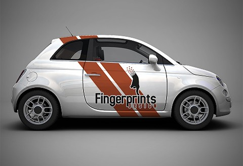 Vehicle Cut Graphics